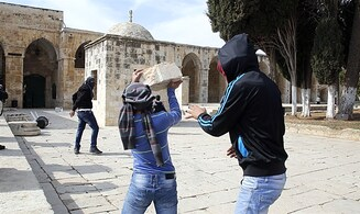 The Arabs may have lost the war, but not the battle for control of the Temple Mount